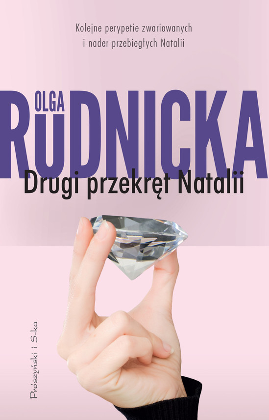 okładka Drugi przekręt Natalii, Ebook | Olga Rudnicka