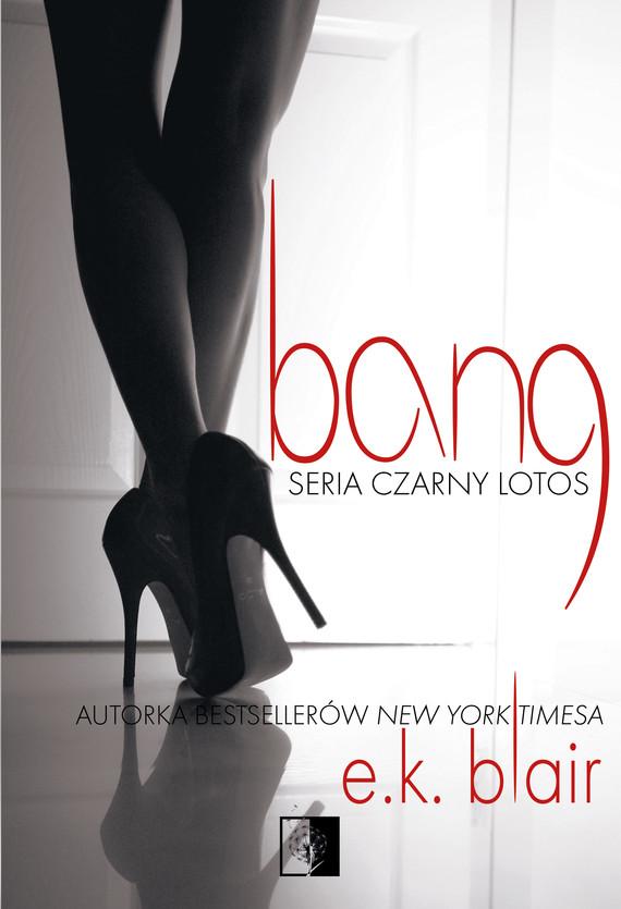 okładka Bangebook | epub, mobi | E.K. Blair