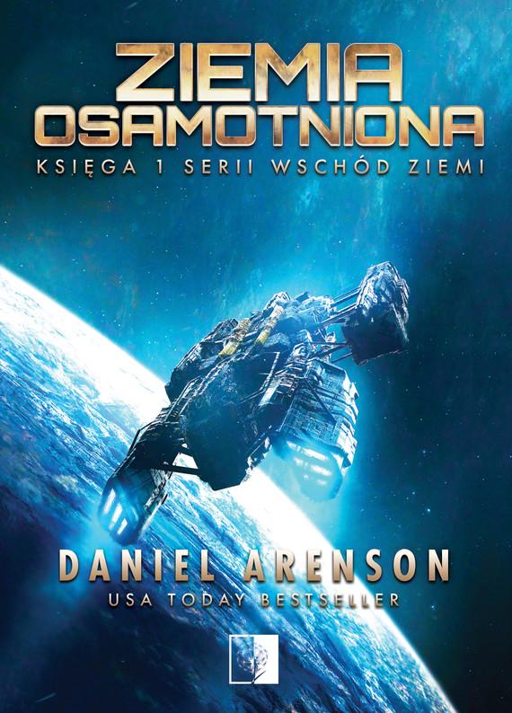 okładka Ziemia osamotniona, Ebook   Arenson Daniel