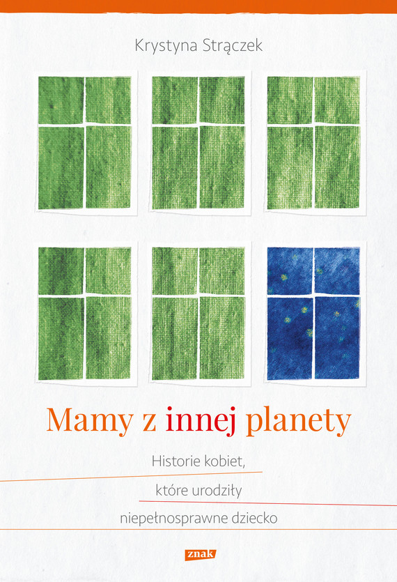 okładka Mamy z innej planetyebook   epub, mobi   Krystyna Strączek