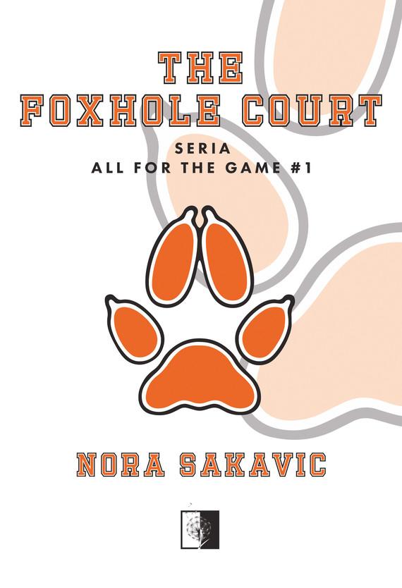 okładka The Foxhole Courtebook | epub, mobi | Nora Sakavic