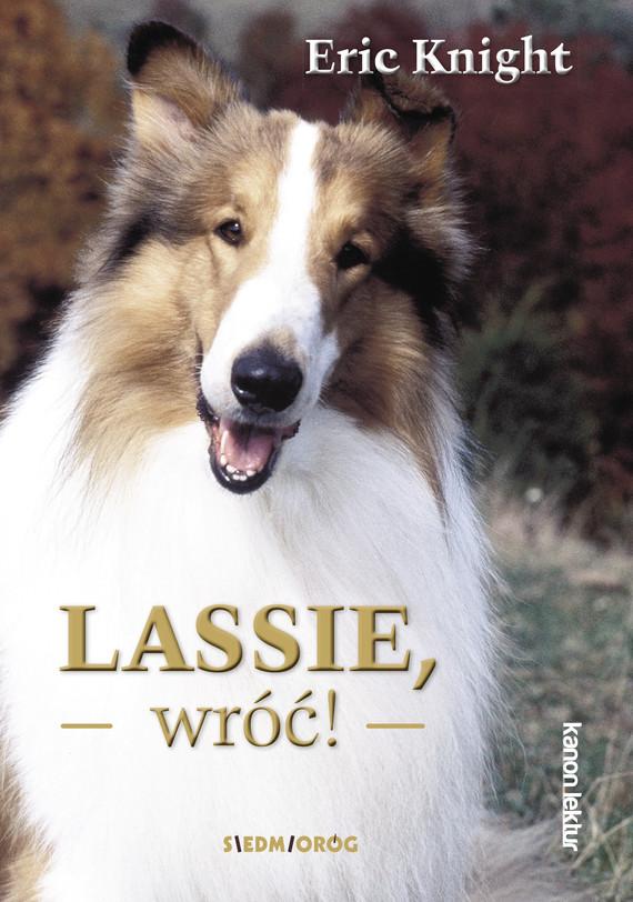 okładka Lassie,wróć!, Ebook   Eric  Knight