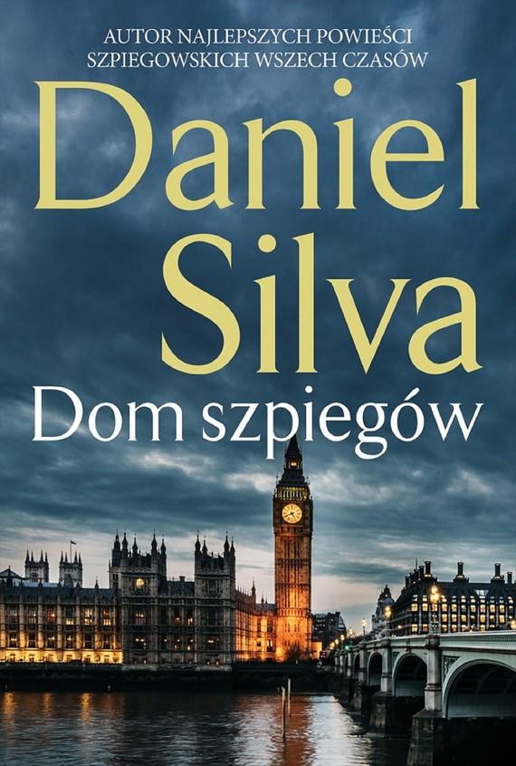 okładka Dom szpiegówebook   epub, mobi   Daniel Silva