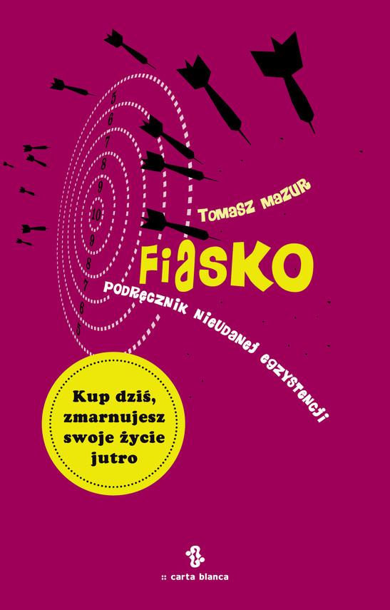 okładka Fiasko, Ebook   Tomasz  Mazur