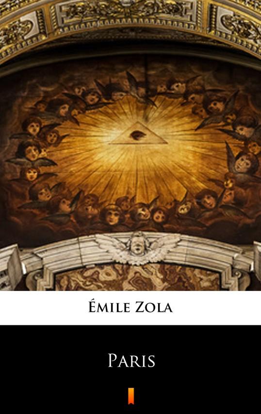 okładka Paris, Ebook   Émile Zola