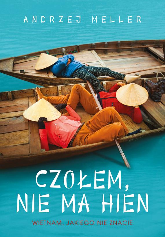 okładka Czołem, nie ma hienebook | epub, mobi | Andrzej Meller
