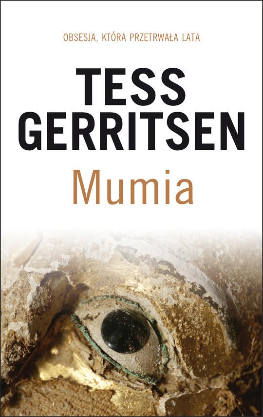 okładka Mumiaebook | epub, mobi | Tess Gerritsen