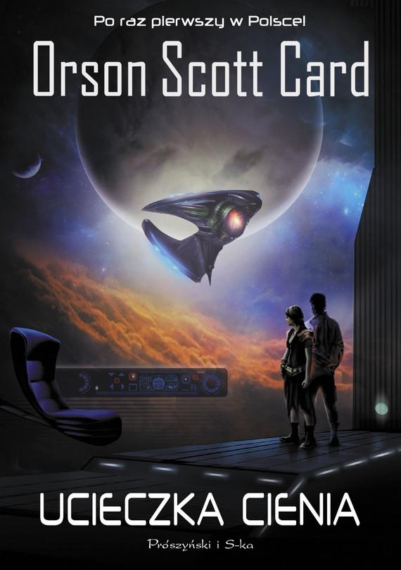 okładka Ucieczka cienia, Ebook | Orson Scott Card