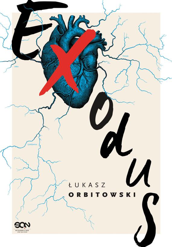 okładka Exodusebook | epub, mobi | Łukasz Orbitowski