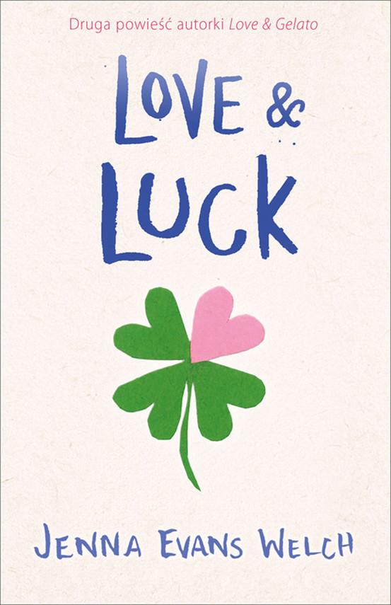 okładka Love & Luckebook | epub, mobi | Jenna Evans Welch