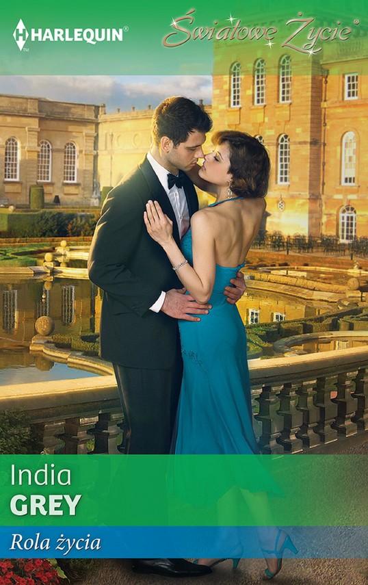 okładka Rola życia, Ebook | India Grey