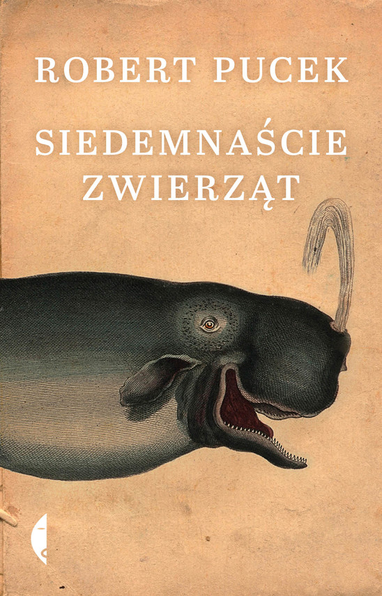 okładka Siedemnaście zwierzątebook   epub, mobi   Robert Pucek