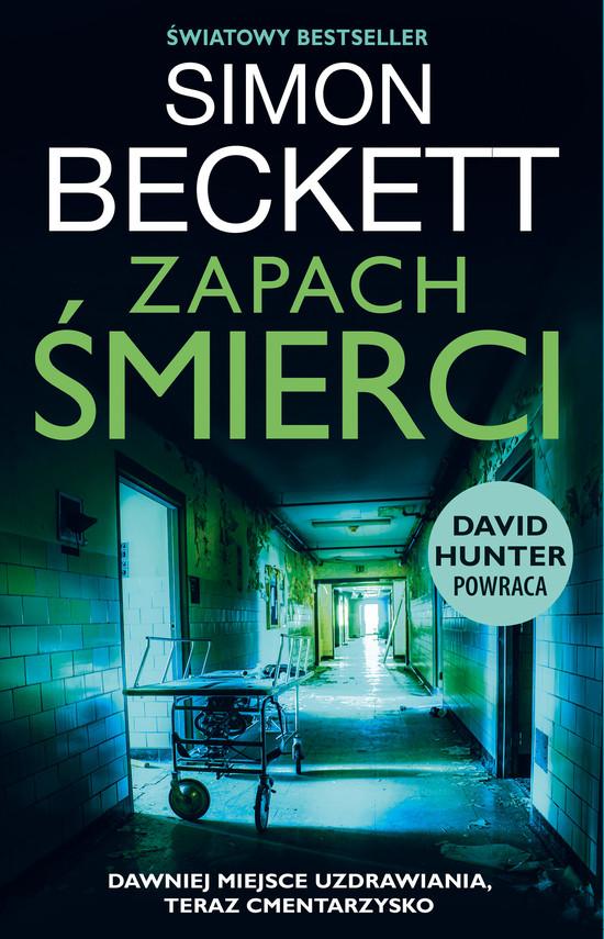 okładka David Hunter (#6). Zapach śmierci, Ebook | Simon Beckett
