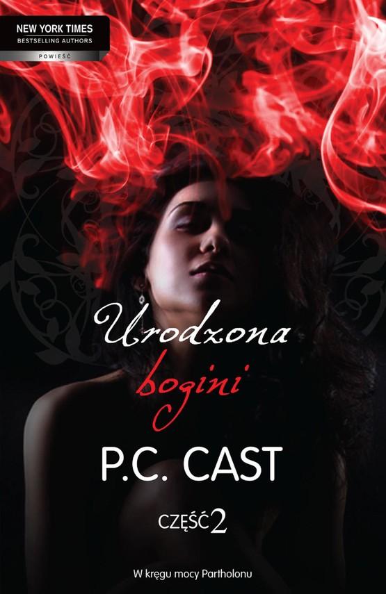 okładka Urodzona bogini cz 2, Ebook | P.C. Cast