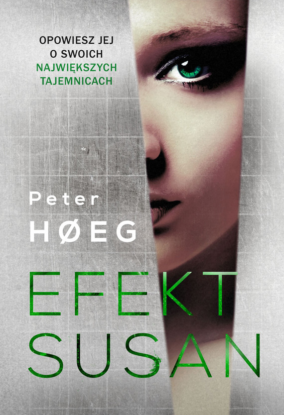 okładka Efekt Susan, Ebook | Peter Høeg