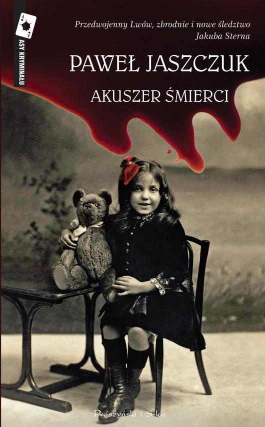 okładka Akuszer śmierci, Ebook | Paweł Jaszczuk