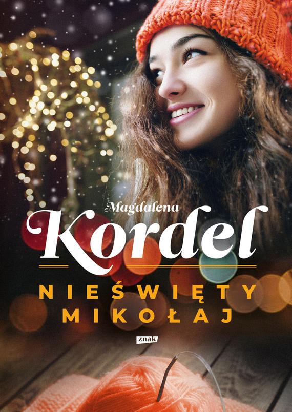 okładka Nieświęty Mikołajebook | epub, mobi | Magdalena Kordel