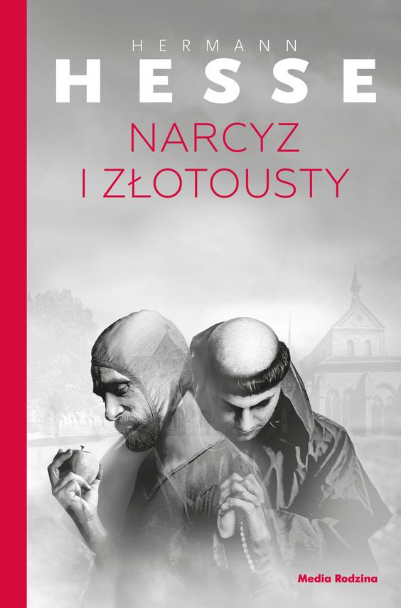 okładka Narcyz i Złotoustyebook | epub, mobi | Hermann  Hesse