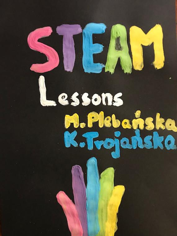okładka Steam Lessonsebook | epub, mobi | Plebańska Marlena, Katarzyna Trojańska