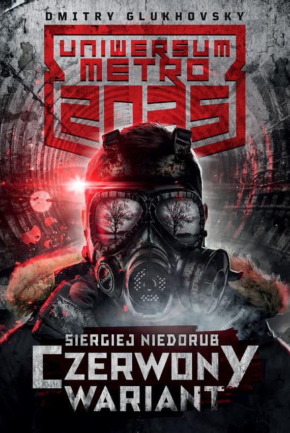 okładka Czerwony wariantebook | epub, mobi | Siergiej Niedorub