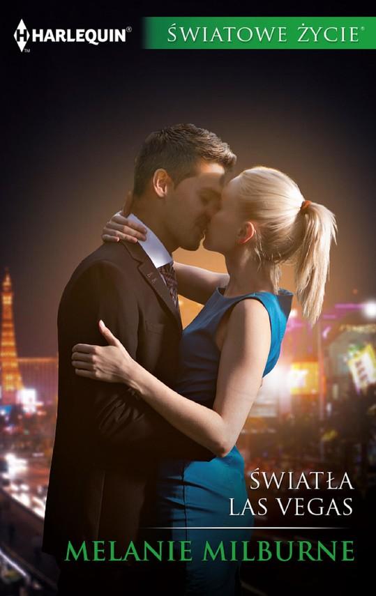 okładka Światła Las Vegasebook | epub, mobi | Melanie Milburne