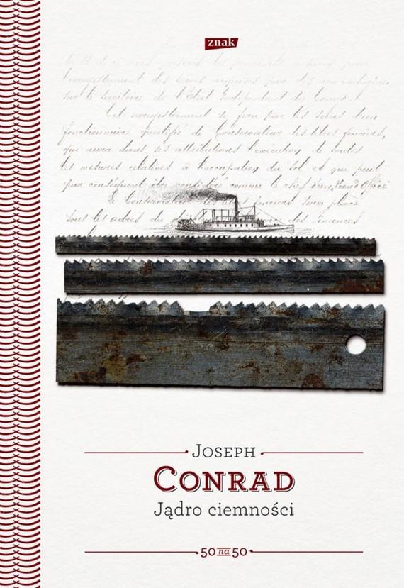 okładka Jądro ciemności, Ebook | Joseph Conrad