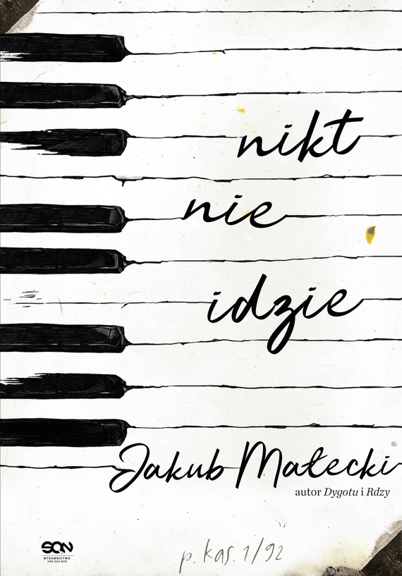 okładka Nikt nie idzieebook | epub, mobi | Jakub Małecki