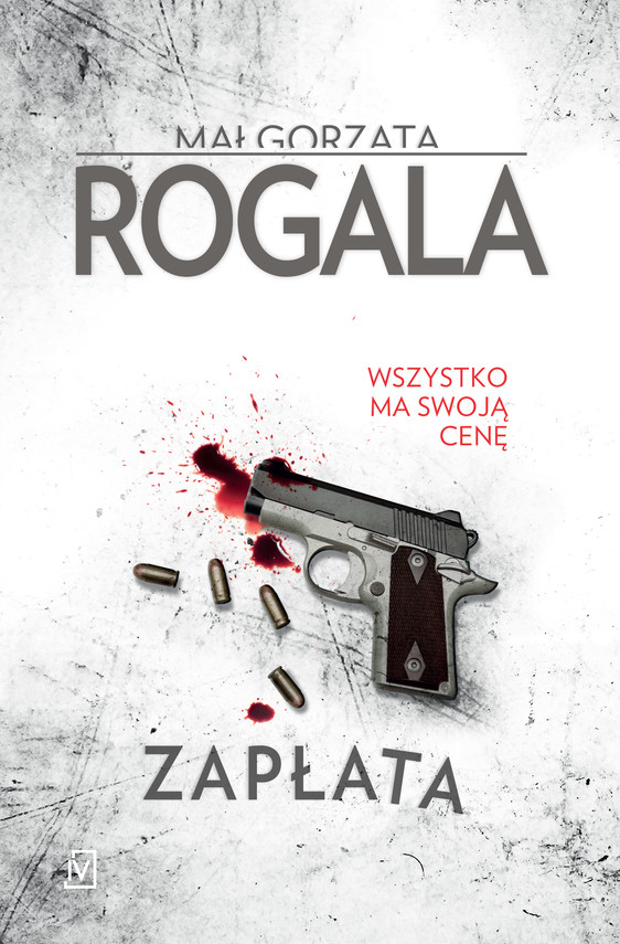 okładka Zapłataebook | epub, mobi | Małgorzata Rogala