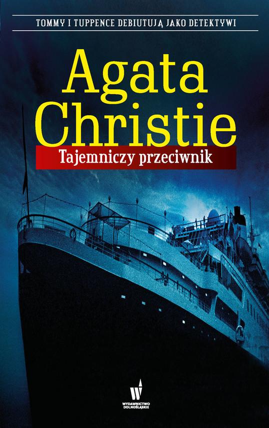 okładka Tajemniczy przeciwnikebook | epub, mobi | Agata Christie