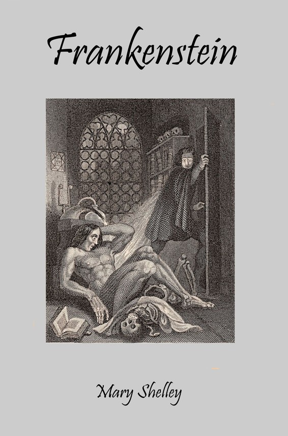 okładka Frankensteinebook | pdf | Mary Shelley