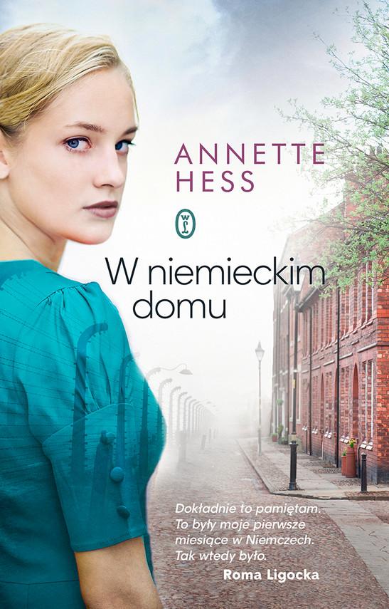 okładka W niemieckim domu, Ebook | Annette Hess