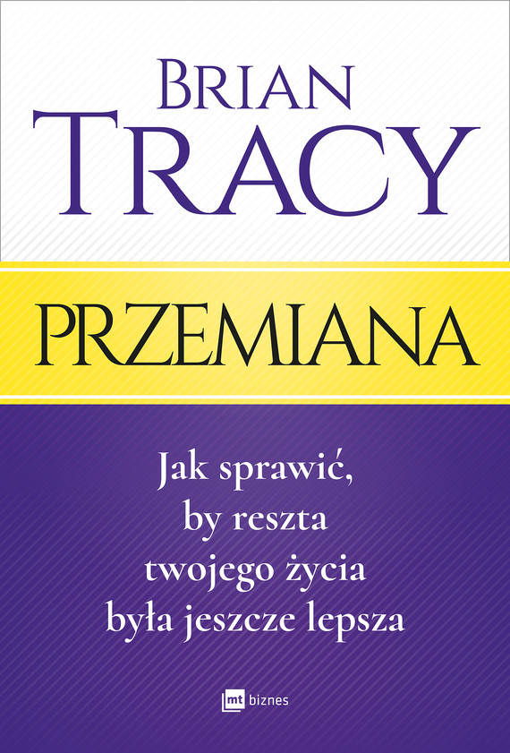 okładka Przemianaebook   epub, mobi   Brian Tracy
