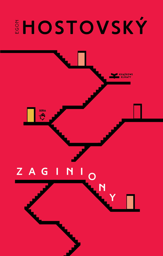 okładka Zaginiony, Ebook | Egon Hostovský