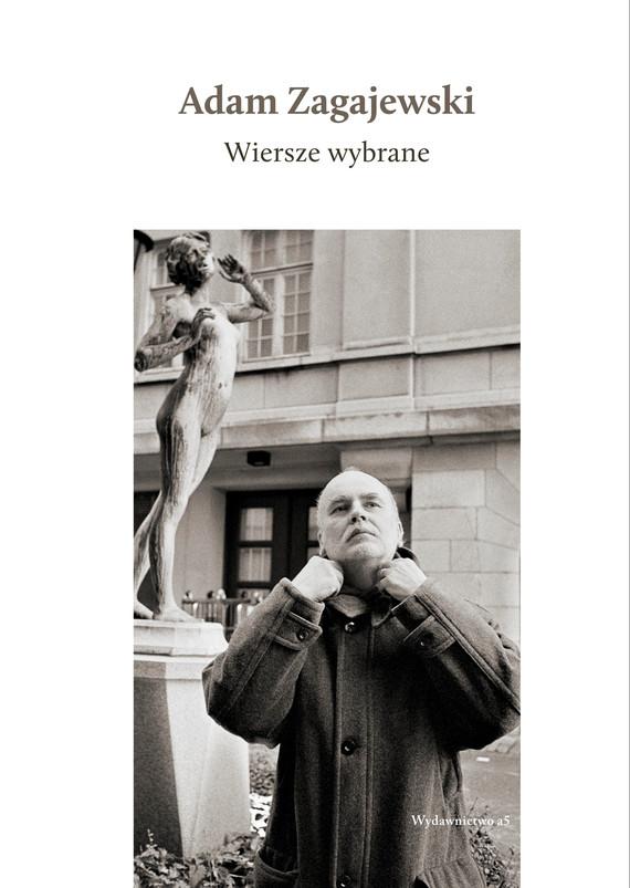 okładka Wiersze wybrane, Ebook | Adam Zagajewski