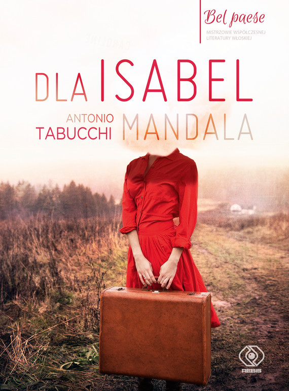 okładka Dla Isabel. Mandala, Ebook | Antonio Tabucchi
