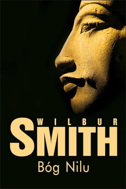 okładka Bóg Nilu, Ebook   Wilbur Smith
