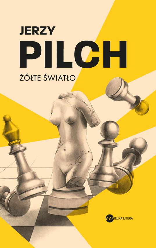 okładka Żółte światło, Ebook | Jerzy Pilch