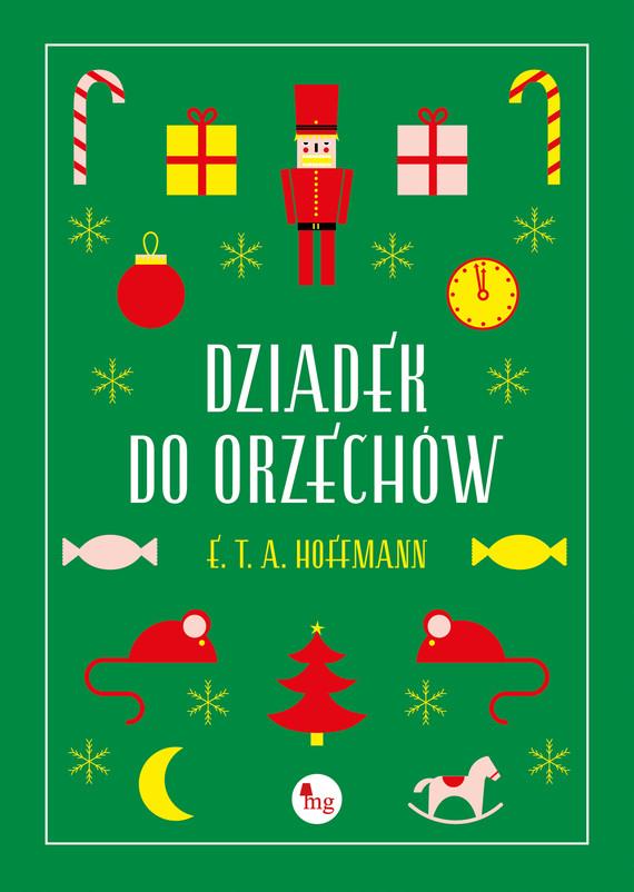 okładka Dziadek do orzechów, Ebook   E.T.A. Hoffmann