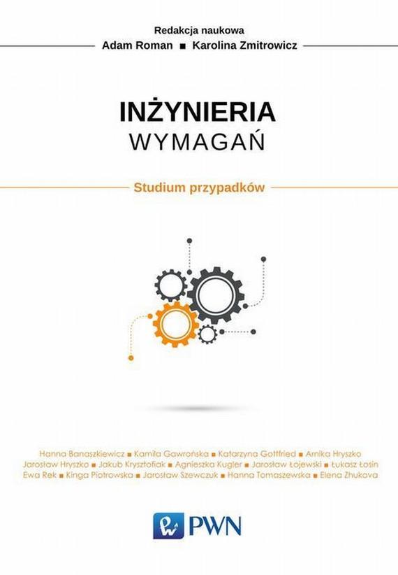 okładka Inżynieria wymagańebook | epub, mobi | Adam  Roman, Karolina  Zmitrowicz