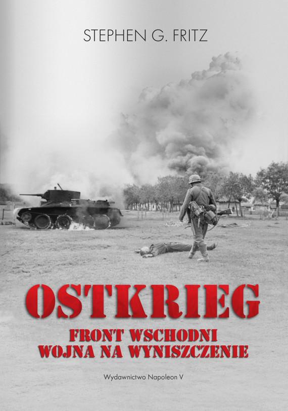 okładka Ostkrieg., Ebook | Stephen G. Fritz