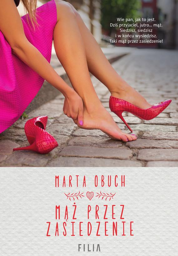 okładka Mąż przez zasiedzenieebook | epub, mobi | Marta Obuch