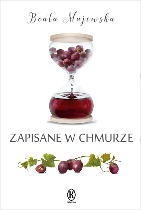 okładka Zapisane w chmurze, Ebook   Beata Majewska