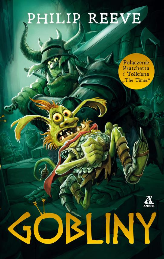okładka Goblinyebook | epub, mobi | Reeve Philip