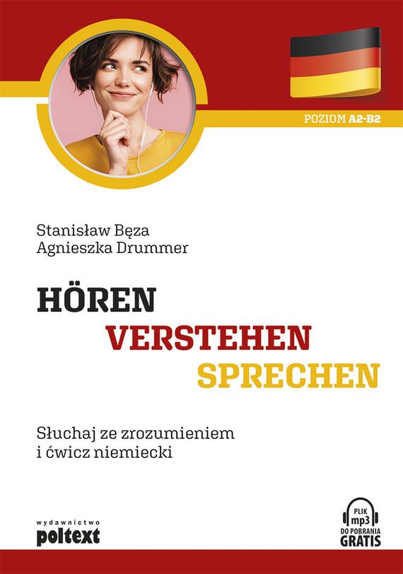 okładka Hören - Verstehen - Sprechenebook | epub, mobi | Agnieszka Drummer, Stanisław Bęza