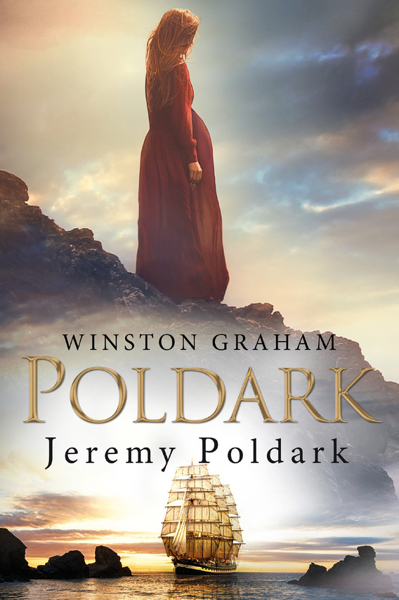 okładka Poldark (#3). Jeremy Poldark, Ebook   Winston Graham