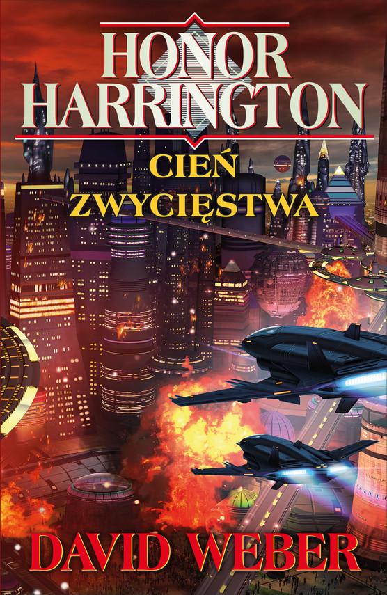 okładka Honor Harrington. Cień zwycięstwa (Honor Harrington)ebook | epub, mobi | David Weber