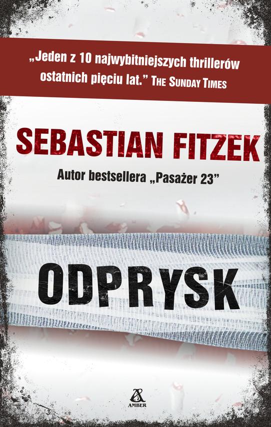 okładka Odprysk, Ebook | Sebastian Fitzek