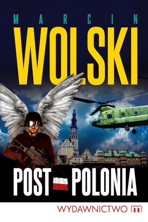 okładka Post-Polonia, Ebook | Marcin Wolski