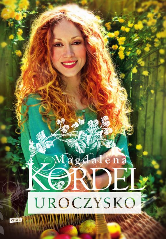 okładka Uroczysko, Ebook | Magdalena Kordel