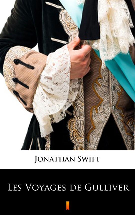 okładka Les Voyages de Gulliverebook | epub, mobi | Jonathan Swift